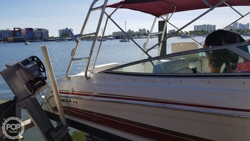 2002 Formula boat for sale, model of the boat is 260 Sun Sport & Image # 16 of 40