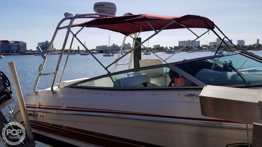 2002 Formula boat for sale, model of the boat is 260 Sun Sport & Image # 18 of 40