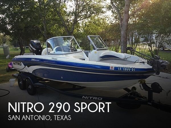 Used NITRO Boats For Sale in Texas by owner | 2011 Nitro 20