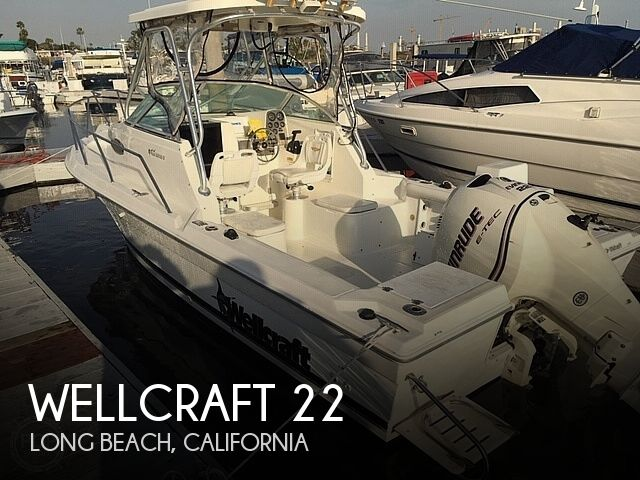 Used Wellcraft Boats For Sale in California by owner   1999 Wellcraft Walkaround 22
