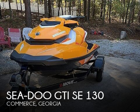2017 Sea Doo PWC boat for sale, model of the boat is GTI SE 130 & Image # 1 of 15