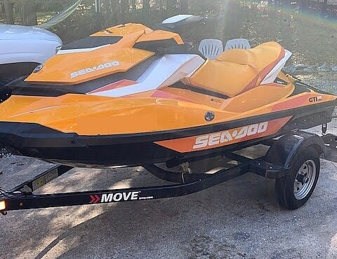 2017 Sea Doo PWC boat for sale, model of the boat is GTI SE 130 & Image # 2 of 15