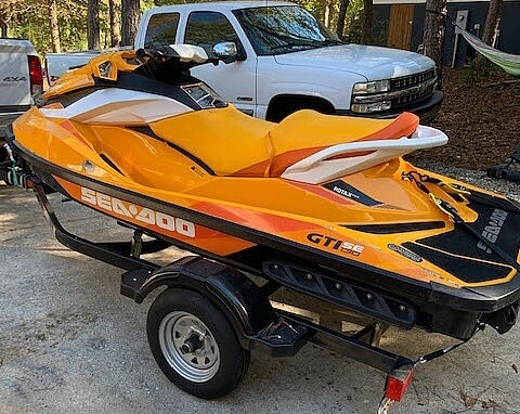 2017 Sea Doo PWC boat for sale, model of the boat is GTI SE 130 & Image # 3 of 15