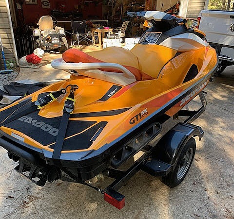 2017 Sea Doo PWC boat for sale, model of the boat is GTI SE 130 & Image # 5 of 15
