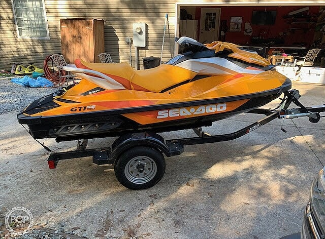 2017 Sea Doo PWC boat for sale, model of the boat is GTI SE 130 & Image # 6 of 15