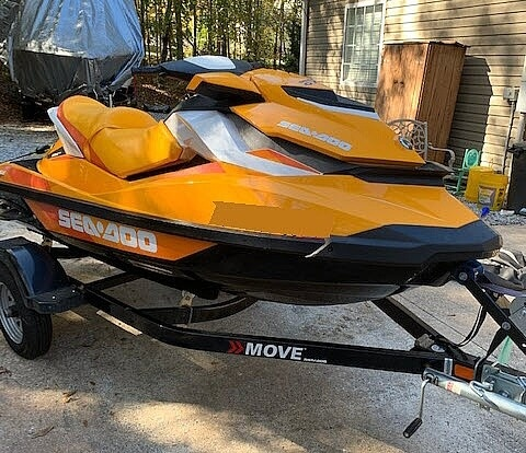 2017 Sea Doo PWC boat for sale, model of the boat is GTI SE 130 & Image # 7 of 15