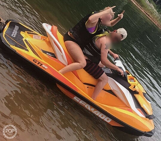 2017 Sea Doo PWC boat for sale, model of the boat is GTI SE 130 & Image # 11 of 15
