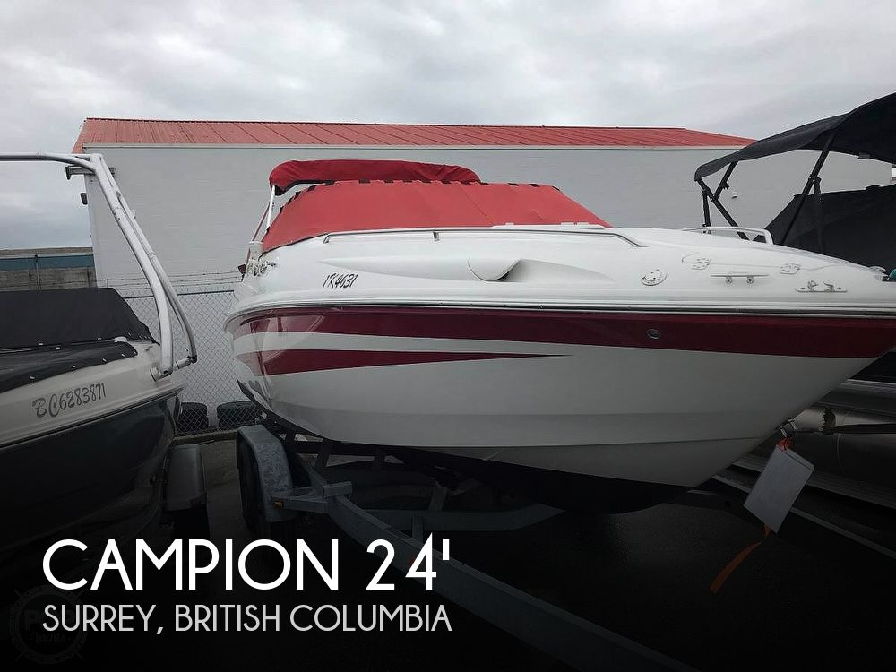 Used Campion  Boats For Sale by owner | 2005 Campion Allante LS645i Sport
