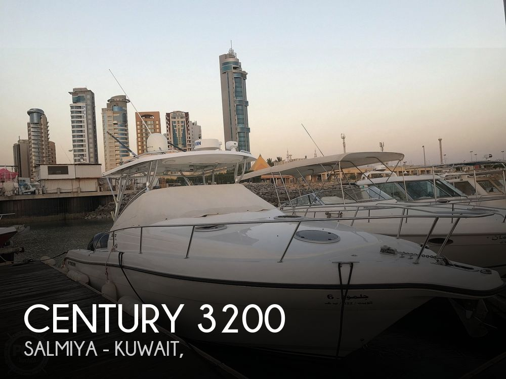 Used Century Boats For Sale by owner | 2008 Century 3200 OFFSHORE Walkaround