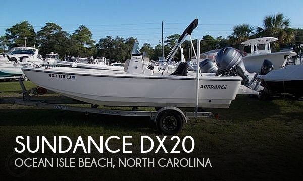 Used Sundance  Boats For Sale by owner | 2018 Sundance DX20