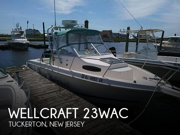 Used Wellcraft 23 Boats For Sale by owner | 1998 Wellcraft 23WAC