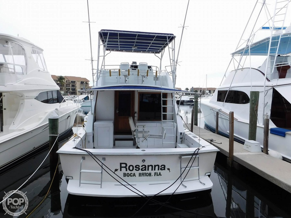 1984 Bertram boat for sale, model of the boat is 46 Sport Fish & Image # 6 of 40