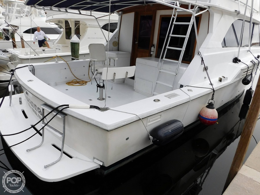 1984 Bertram boat for sale, model of the boat is 46 Sport Fish & Image # 8 of 40