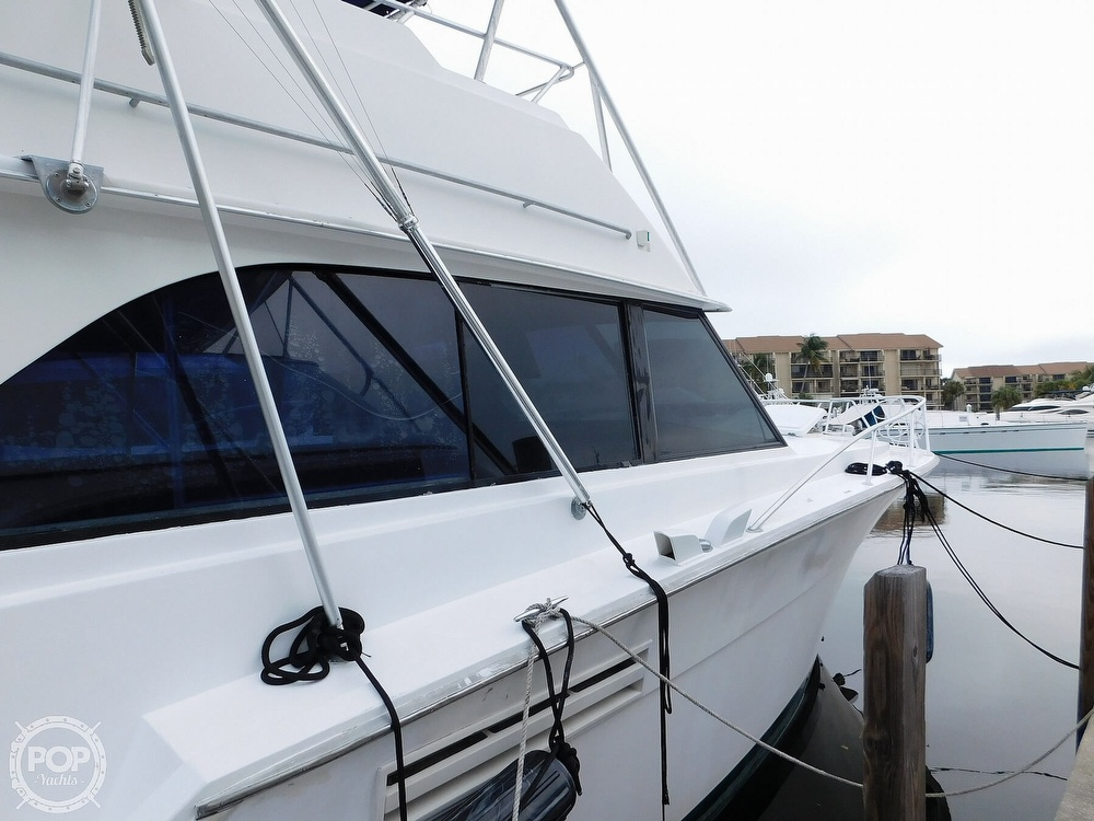 1984 Bertram boat for sale, model of the boat is 46 Sport Fish & Image # 10 of 40