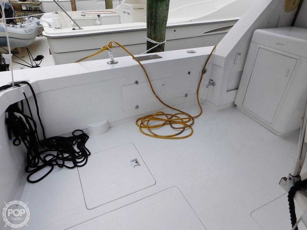 1984 Bertram boat for sale, model of the boat is 46 Sport Fish & Image # 16 of 40