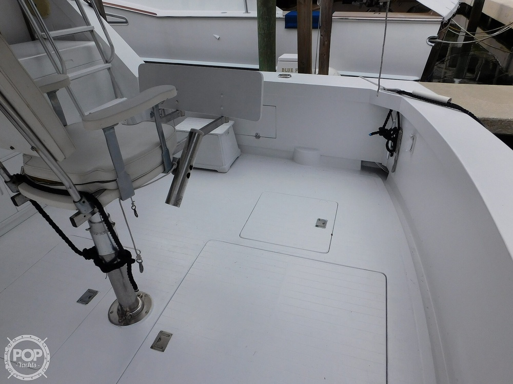 1984 Bertram boat for sale, model of the boat is 46 Sport Fish & Image # 18 of 40