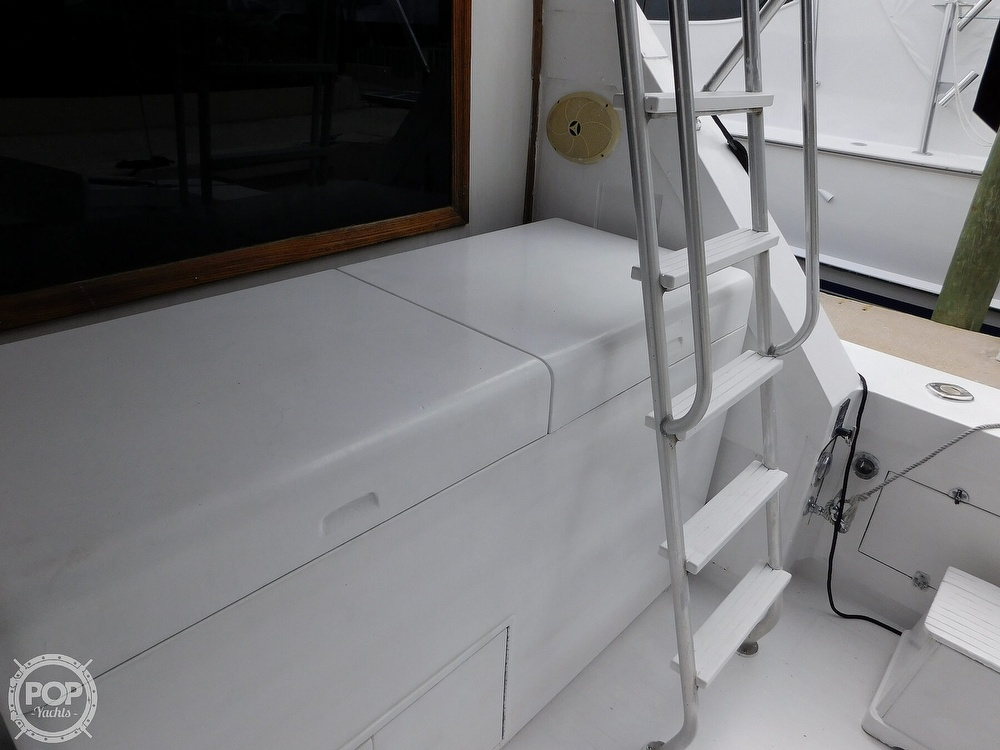 1984 Bertram boat for sale, model of the boat is 46 Sport Fish & Image # 26 of 40
