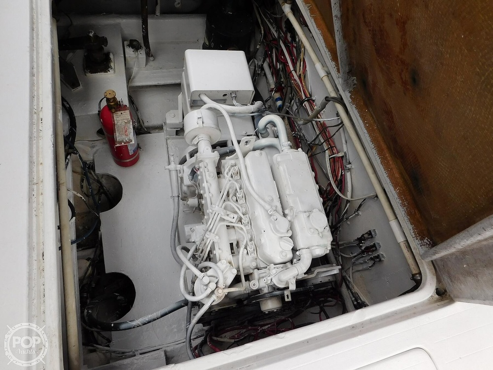 1984 Bertram boat for sale, model of the boat is 46 Sport Fish & Image # 35 of 40