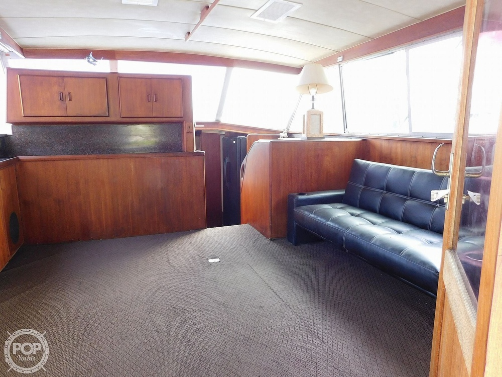 1984 Bertram boat for sale, model of the boat is 46 Sport Fish & Image # 2 of 40