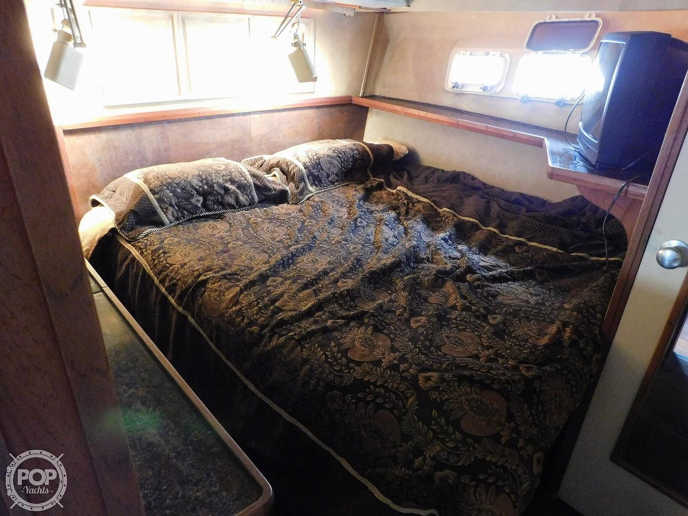 1984 Bertram boat for sale, model of the boat is 46 Sport Fish & Image # 5 of 40