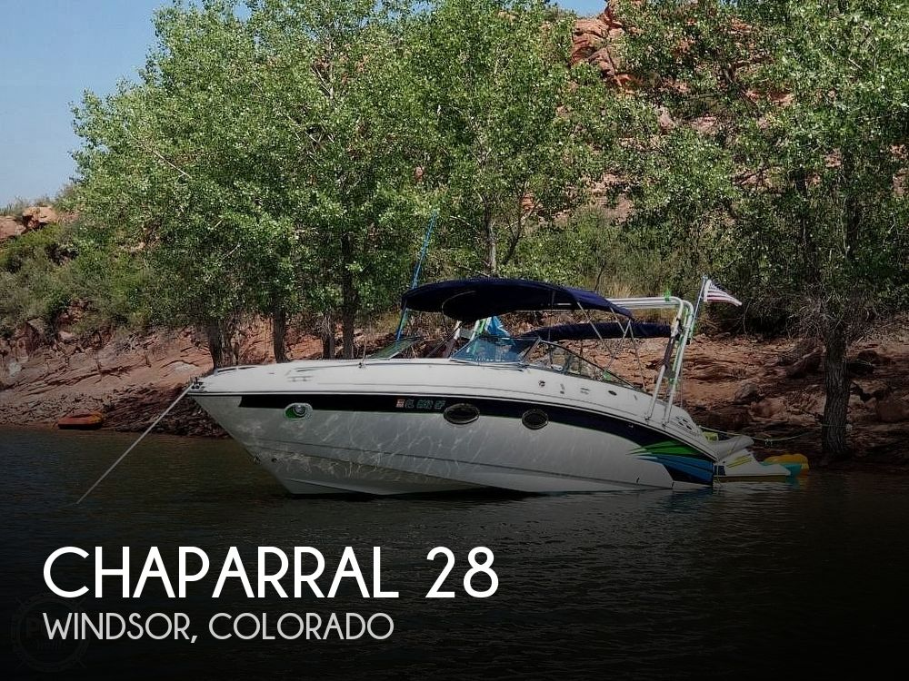 Used Boats For Sale in Cheyenne, Wyoming by owner | 1999 Chaparral 28