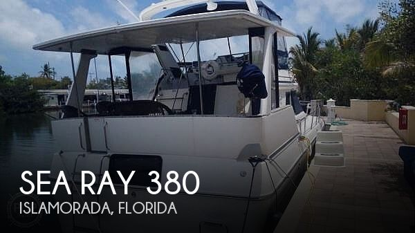 Used Sea Ray 38 Boats For Sale by owner | 1989 Sea Ray 380
