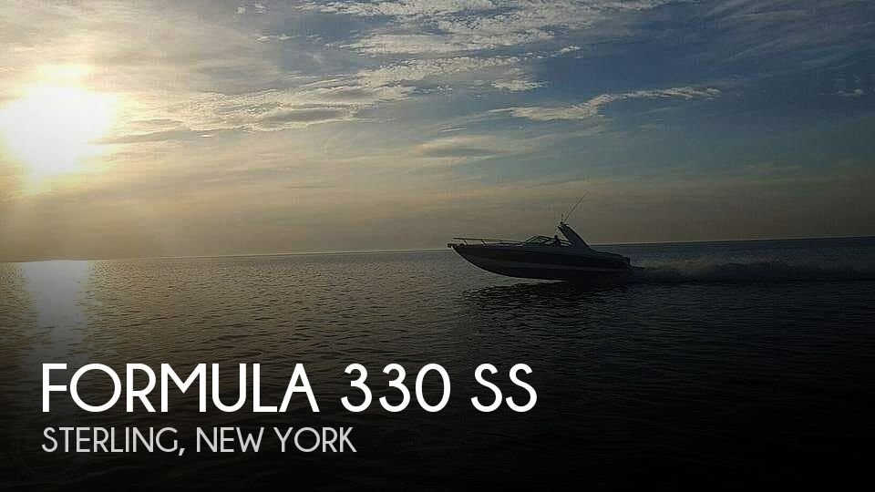Used Boats For Sale in Syracuse, New York by owner | 2005 Formula 330ss