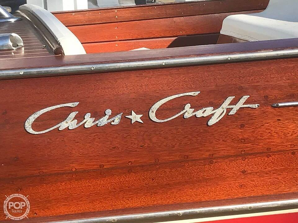 1959 Chris Craft boat for sale, model of the boat is Cavalier 17 & Image # 6 of 40