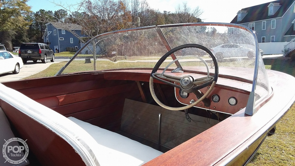 1959 Chris Craft boat for sale, model of the boat is Cavalier 17 & Image # 13 of 40