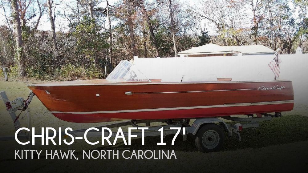 1959 CHRIS CRAFT CAVALIER 17 for sale