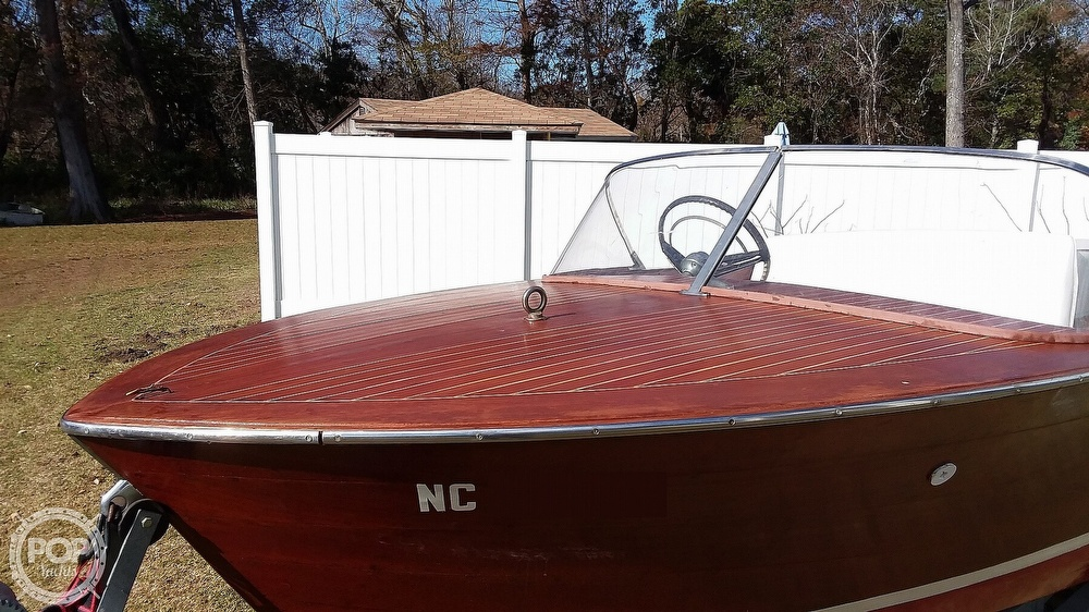 1959 Chris Craft boat for sale, model of the boat is Cavalier 17 & Image # 4 of 40