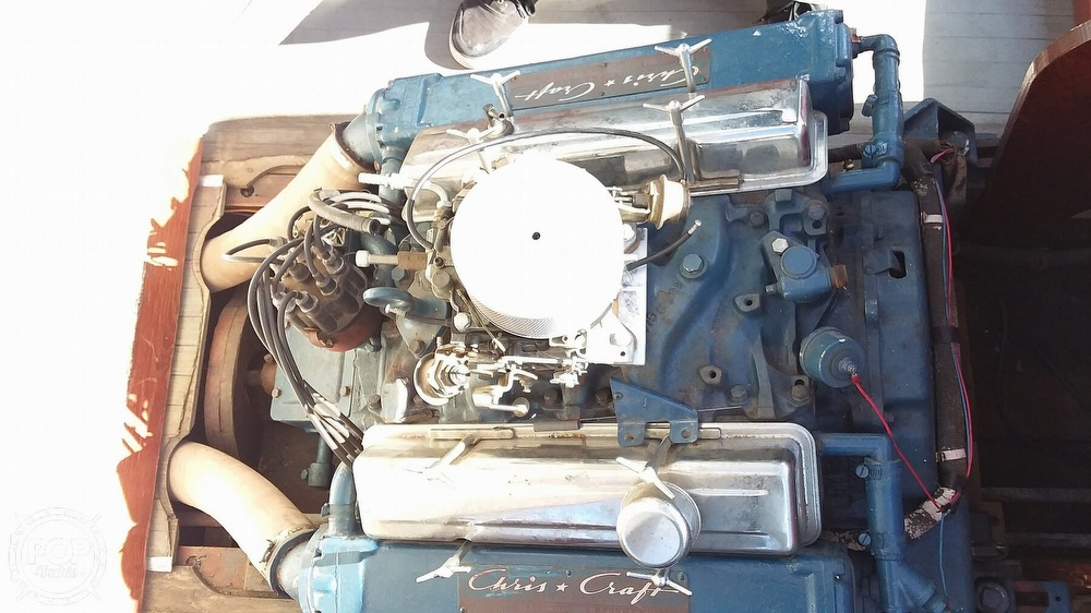 1959 Chris Craft boat for sale, model of the boat is Cavalier 17 & Image # 22 of 40