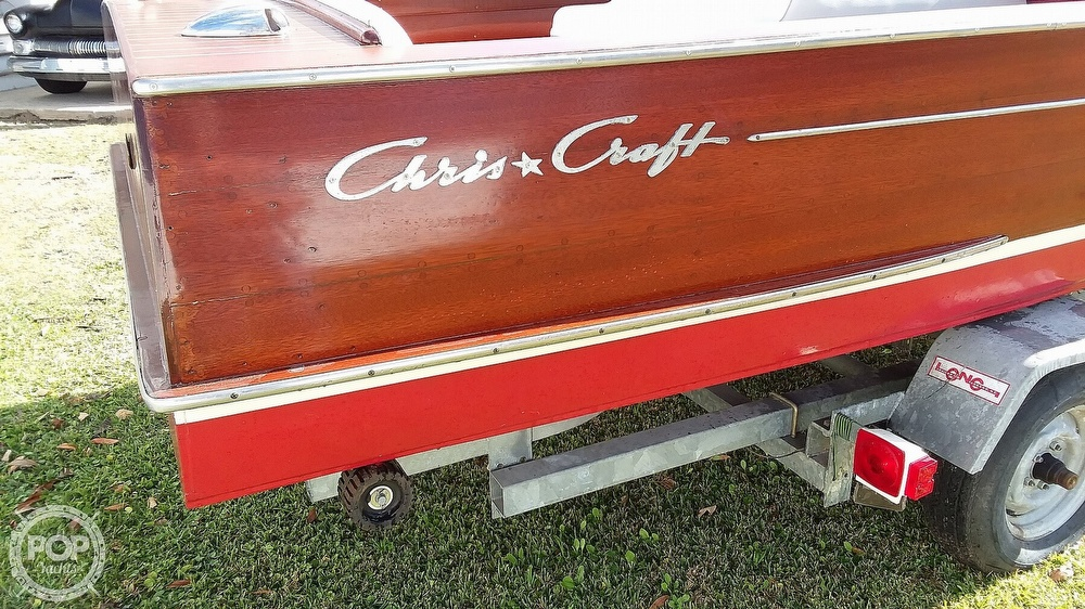 1959 Chris Craft boat for sale, model of the boat is Cavalier 17 & Image # 28 of 40