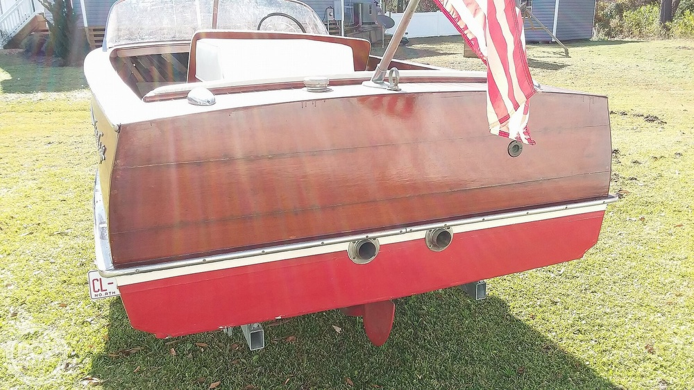 1959 Chris Craft boat for sale, model of the boat is Cavalier 17 & Image # 30 of 40