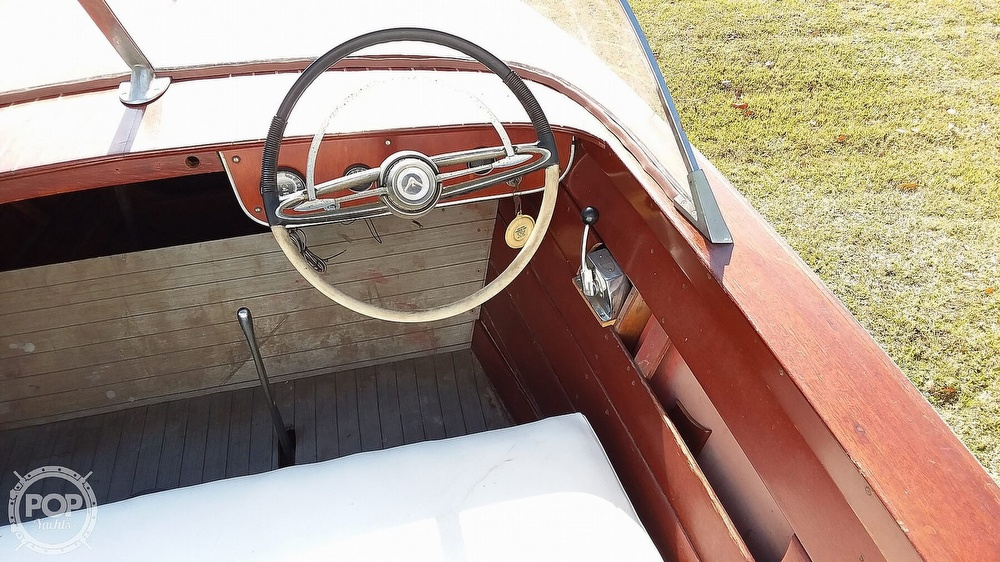 1959 Chris Craft boat for sale, model of the boat is Cavalier 17 & Image # 32 of 40