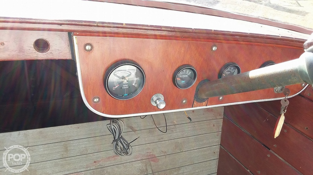 1959 Chris Craft boat for sale, model of the boat is Cavalier 17 & Image # 33 of 40