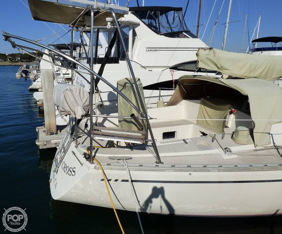 1983 O'day boat for sale, model of the boat is 39 & Image # 17 of 40