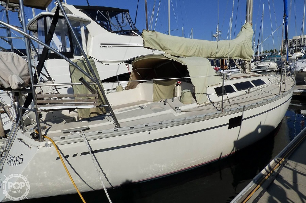 1983 O'day boat for sale, model of the boat is 39 & Image # 18 of 40