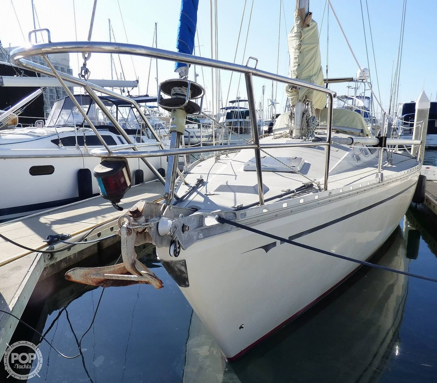 1983 O'day boat for sale, model of the boat is 39 & Image # 19 of 40