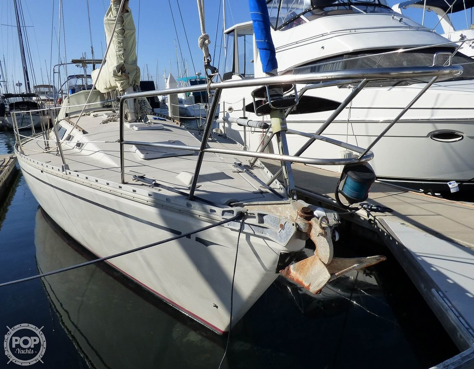 1983 O'day boat for sale, model of the boat is 39 & Image # 20 of 40