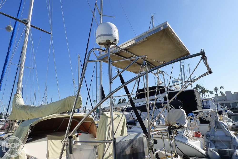 1983 O'day boat for sale, model of the boat is 39 & Image # 23 of 40