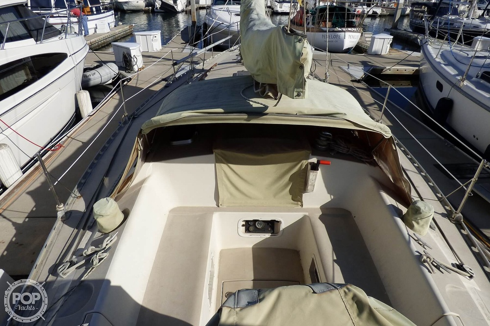 1983 O'day boat for sale, model of the boat is 39 & Image # 25 of 40