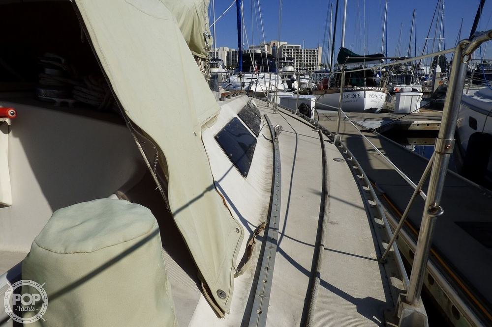 1983 O'day boat for sale, model of the boat is 39 & Image # 27 of 40