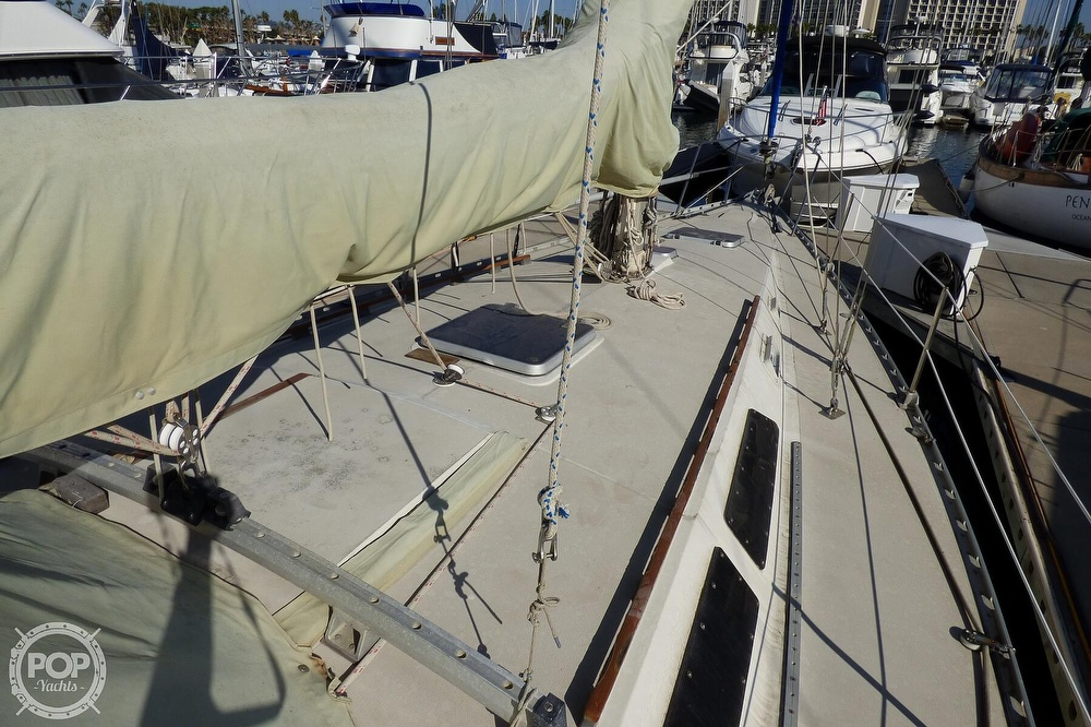1983 O'day boat for sale, model of the boat is 39 & Image # 28 of 40