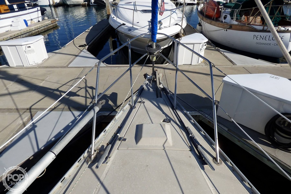1983 O'day boat for sale, model of the boat is 39 & Image # 31 of 40