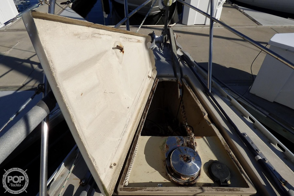 1983 O'day boat for sale, model of the boat is 39 & Image # 34 of 40