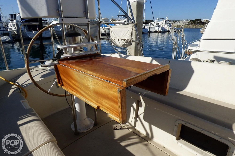 1983 O'day boat for sale, model of the boat is 39 & Image # 7 of 40