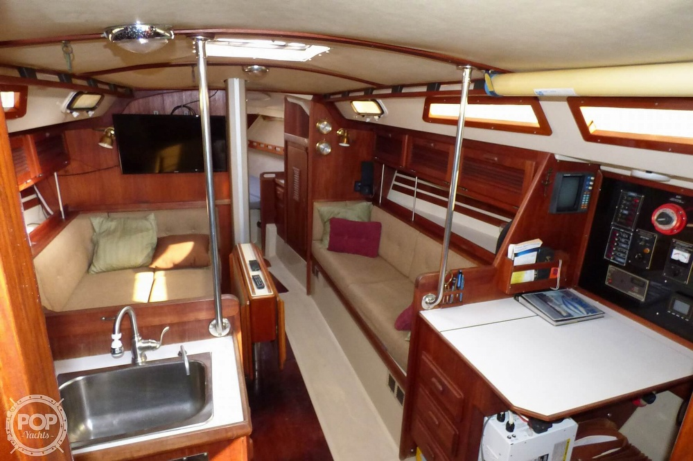 1983 O'day boat for sale, model of the boat is 39 & Image # 8 of 40