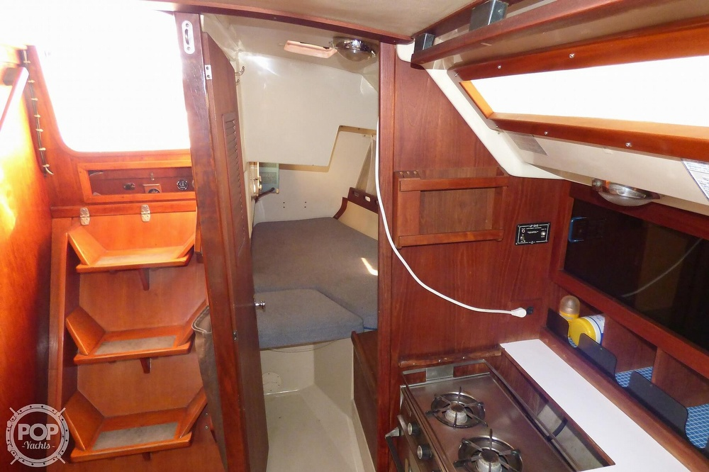 1983 O'day boat for sale, model of the boat is 39 & Image # 11 of 40