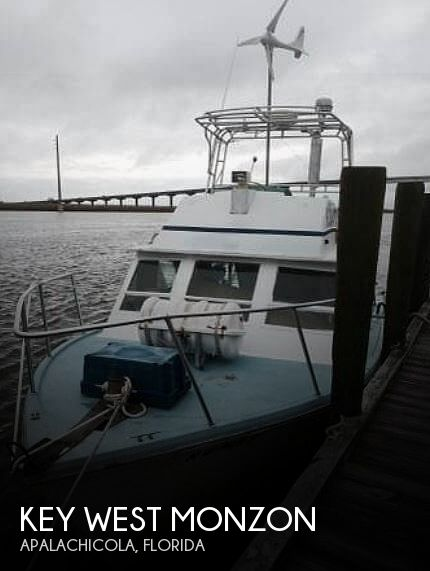 Used Key West Boats For Sale by owner | 1988 Key West 37